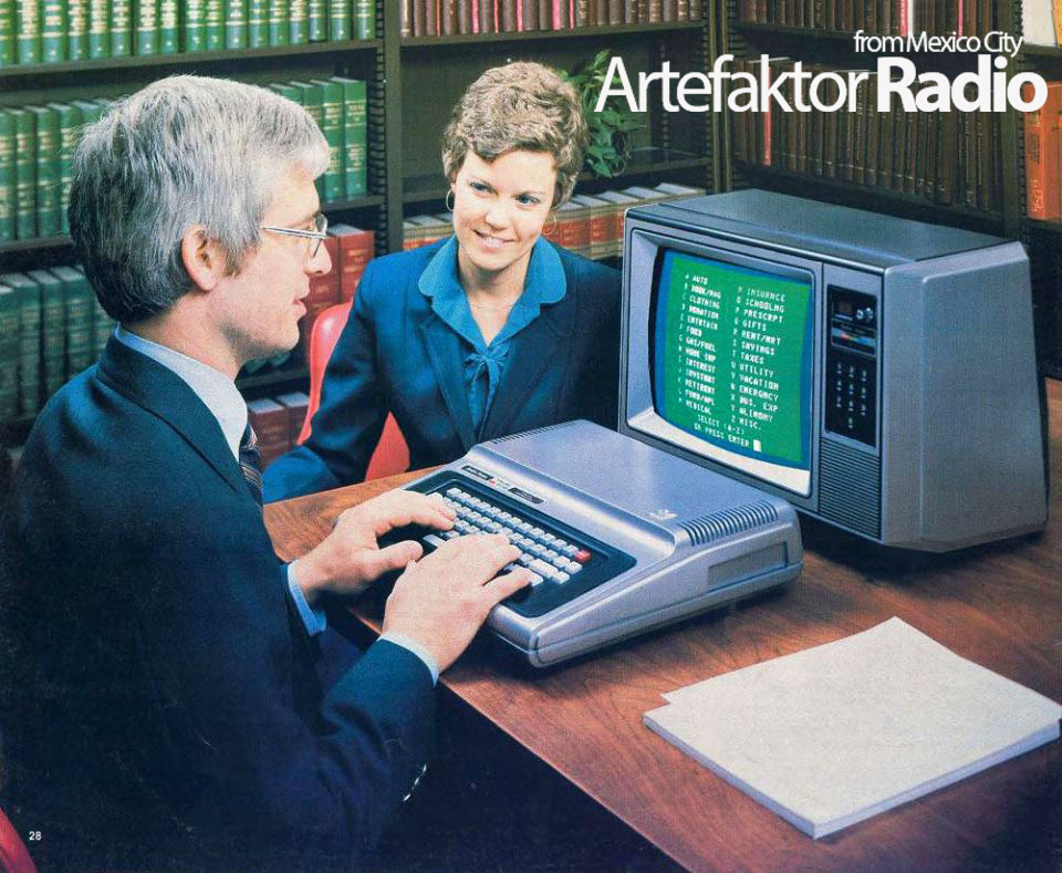 Advertise on Artefaktor Radio