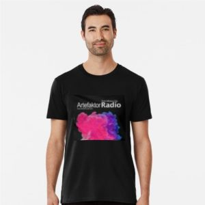 ARTEFAKTOR RADIO T-SHIRT FOR MEN - L