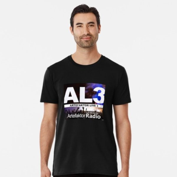 ARTEFAKTOR LIVE 3 T-SHIRT FOR MEN - XL