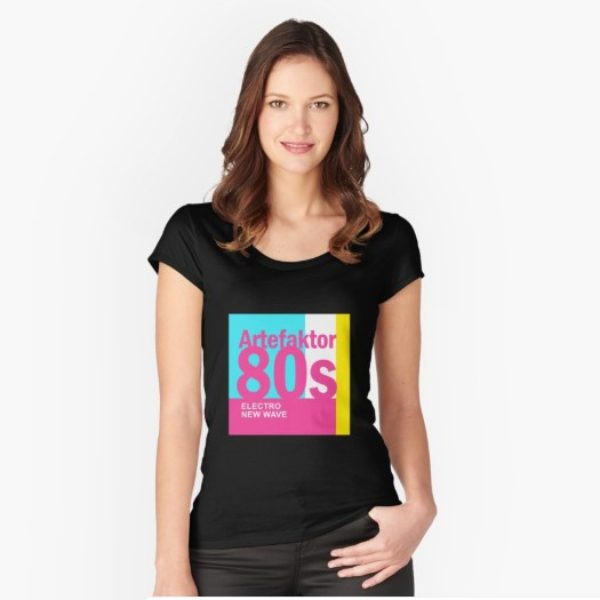 ARTEFAKTOR 80s T-SHIRT FOR WOMEN - XL